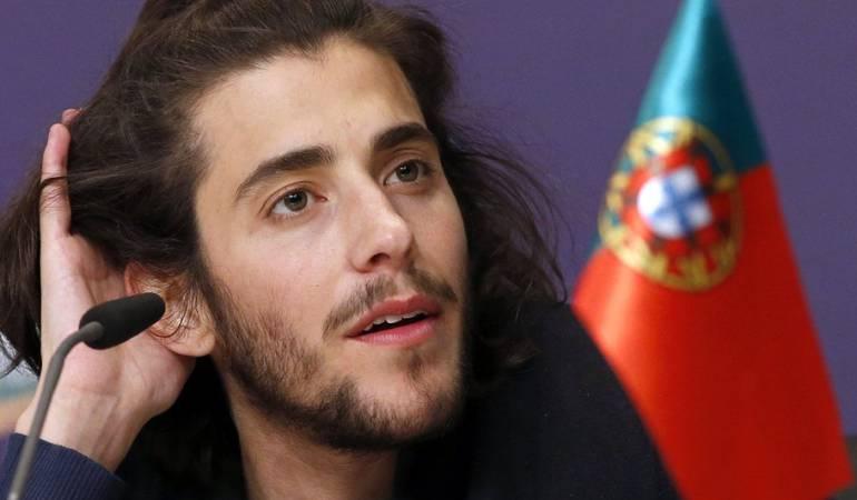 """El cantante portugués dijo que su enfermedad cardiaca es """"es el único problema"""" que tiene en su vida."""