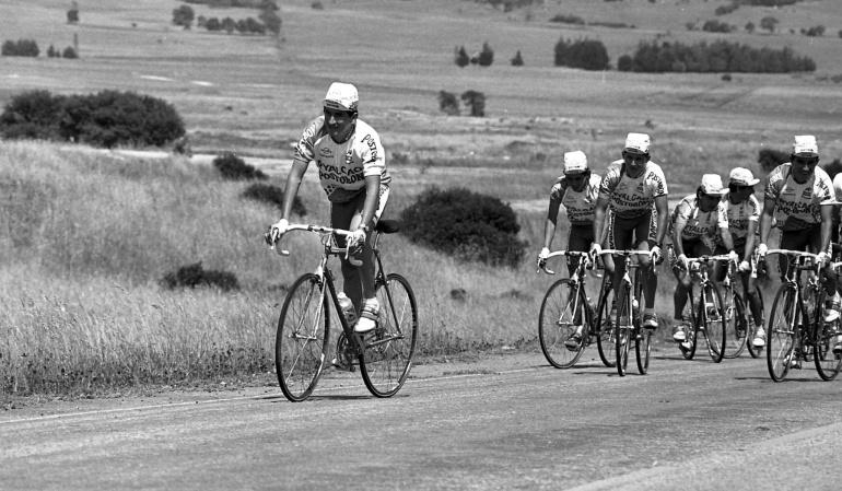 30 años victoria Lucho Herrera Vuelta a España: 30 años del primer gran triunfo del ciclismo colombiano
