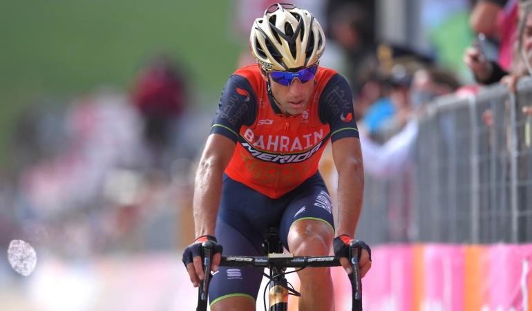 Giro de Italia: Dumoulin es el favorito para la etapa de mañana: Vincenzo Nibali