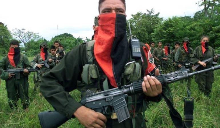 Ataque explosivo contra el Ejército de Aracuca