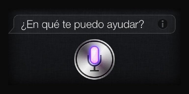 Siri es el asistente personal de Apple, que se controla por voz.