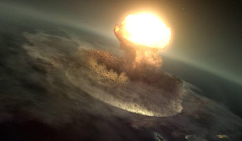 """Asteroide que provocó la extinción de los dinosaurios: Por qué el asteroide que provocó la extinción de los dinosaurios cayó """"en el peor lugar"""" de la Tierra"""