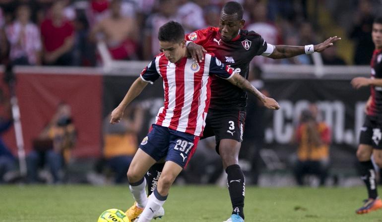 Liga Mexicana: Futbolista colombiano sufre rotura de ligamento en Liga de México