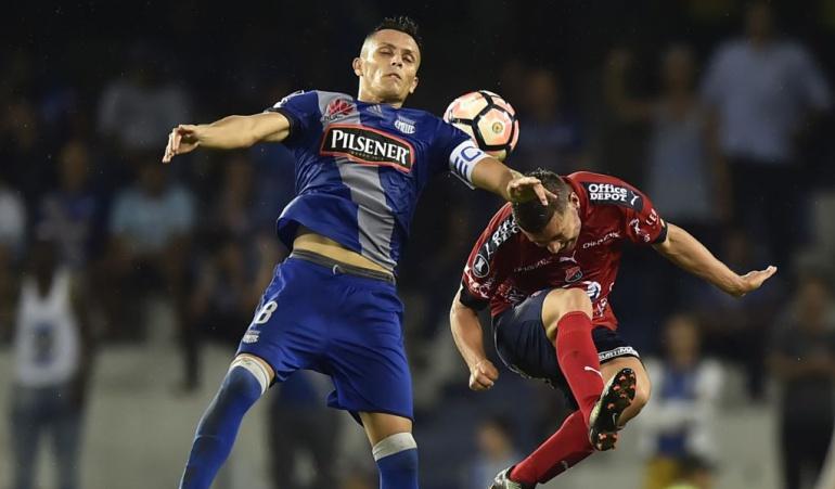 Medellín Emelec Copa Libertadores: Medellín busca una victoria ante Emelec que lo clasifique a octavos de final