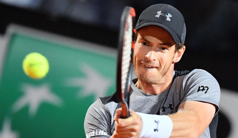 Murray Roma: El vigente campeón Murray cede su trono en la segunda ronda en Roma