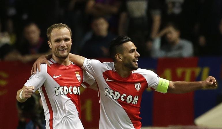 Mónaco campeón Falcao: Falcao se corona campeón de la Ligue 1 con Mónaco