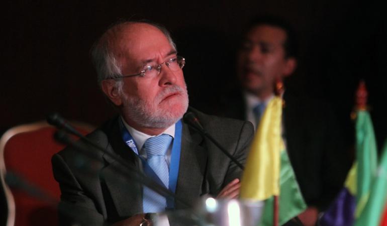 Guido Echeverry: Polémica ponencia salvaría a Guido Echeverry como gobernador de Caldas