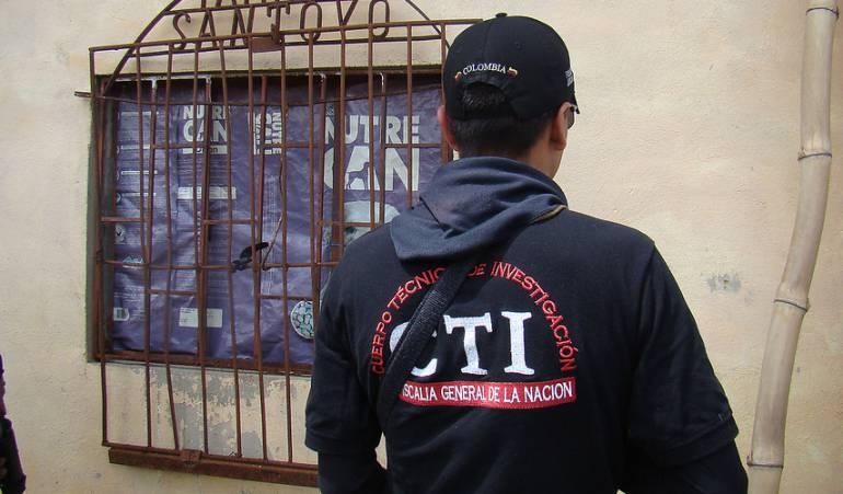 Capturan a funcionarios del CTI que alteraban antecedentes judiciales