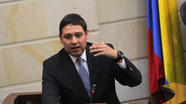 Mauricio Lizcano.