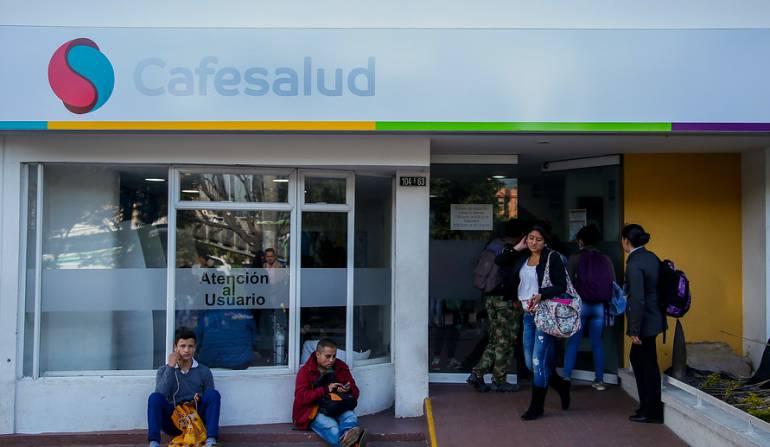 Cafesalud: Hospitales y clínicas, preocupados porque Cafesalud les pague las deudas