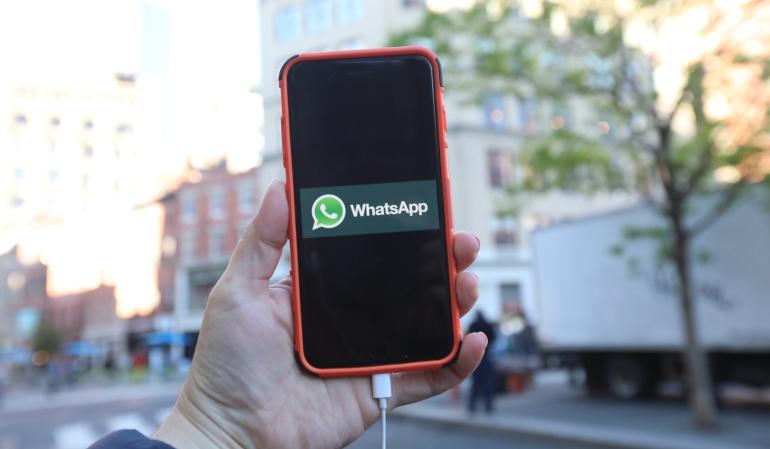 La aplicación de mensajería instantánea presentó fallas por segunda vez en mayo.