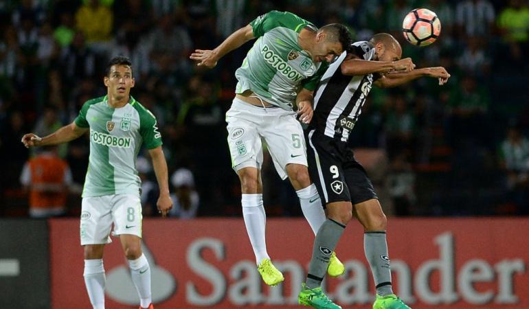 Nacional Botafogo Copa Libertadores: Nacional se juega sus últimas chances de ante Botafogo