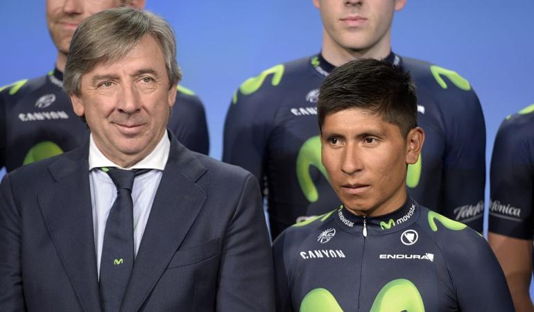 Nairo Quintana Visconti: Visconti revela detalles de la difícil relación de Nairo con sus compañeros