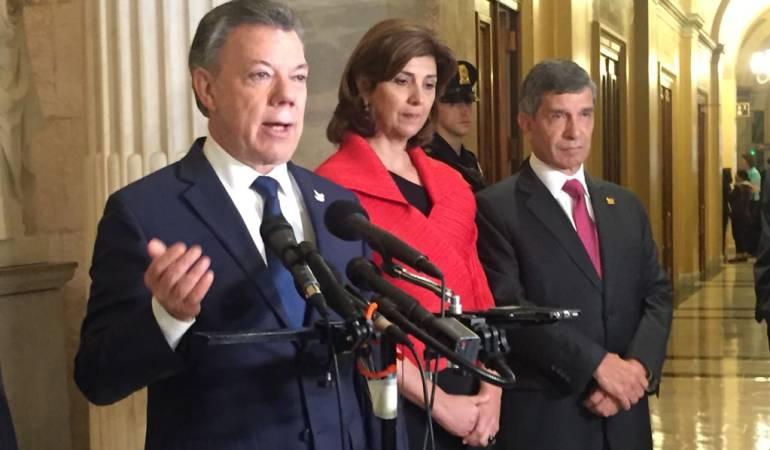 Senador republicano ofrece apoyo a Colombia para disuadir provocaciones de Venezuela