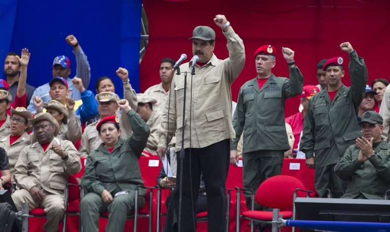 Crisis en Venezuela: EE.UU. congela bienes de ocho jueces del máximo tribunal de Venezuela