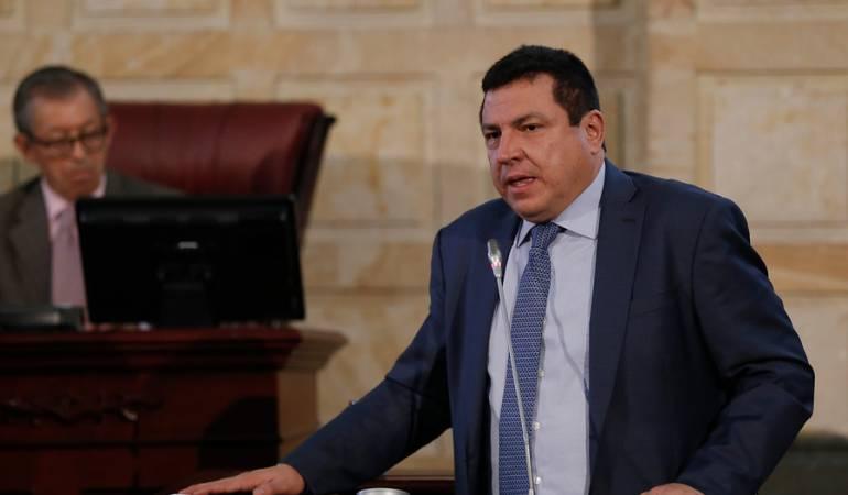 Miguel Ángel Pinto, presidente de la Cámara de Representantes