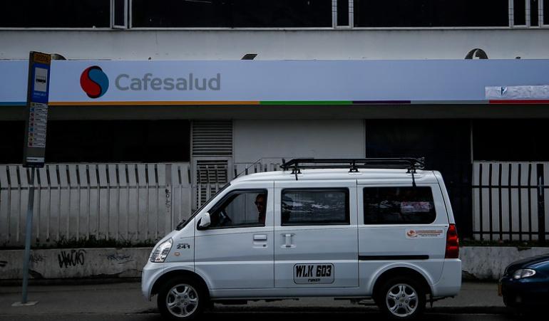 Liquidación de Cafesalud: Sanitas y Prestasalud pujan por quedarse con Cafesalud