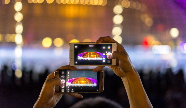 Los smartphones de alta gama se imponen en el mercado nacional.