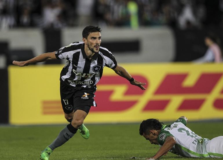 En vivo Botafogo Vs. Nacional,: El campeón se despide de la Copa Libertadores