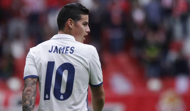 James Rodríguez,