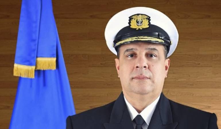 Muere Leonardo Santamaría, comandante de la Armada Nacional — COLOMBIA