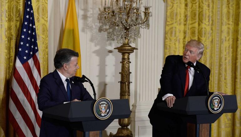 Acuerdos Paz: Estoy seguro que el Congreso seguirá apoyando implementación de los acuerdos: Santos