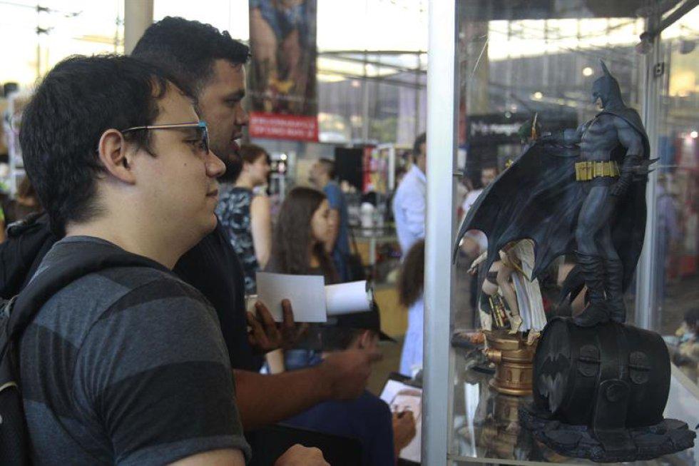"""Hasta el 21 de mayo, Medellín albergará a los """"geeks"""" que visitarán la quinta versión de la convención más importante de la cultura pop, que también se celebra en las ciudades más importantes del mundo. Este evento, además, es una plataforma de anuncios y presentación para la industria del cine, TV y videojuegos."""