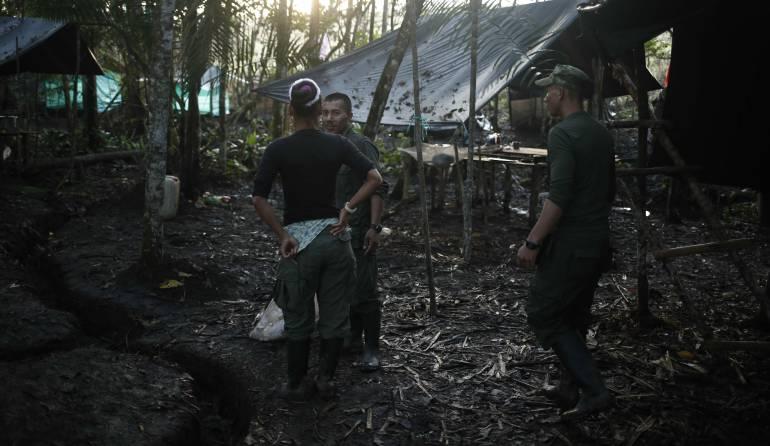 FARC: Gobierno autorizaría visitas del secretariado de las FARC a las 26 zonas veredales