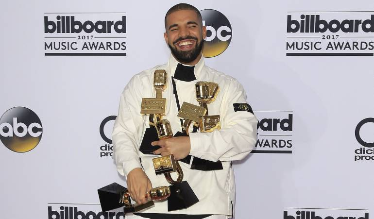 Drake en los Premios Billboard