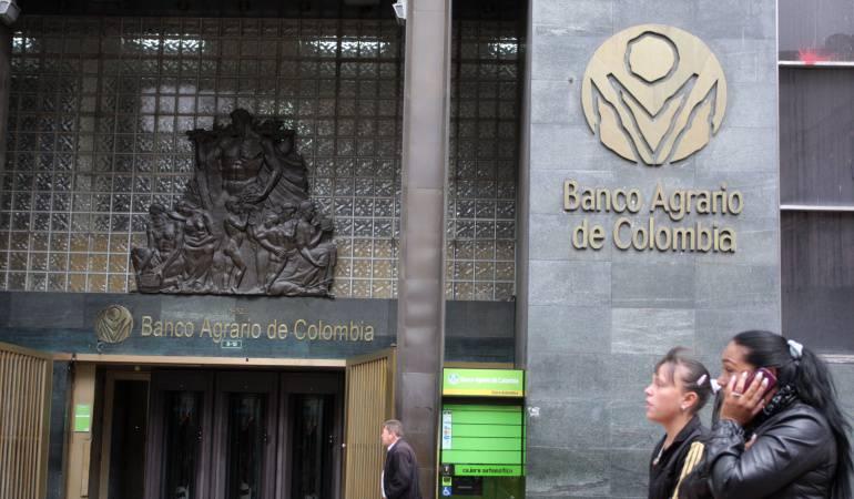 Fiscalía imputó cargos a cuatro exfuncionarios del Banco Agrario