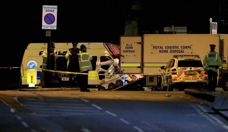 atentado Ariana Grande en manchester Estado islámico terrorismo: Grupo terrorista EI asume la autoría del atentado de Manchester