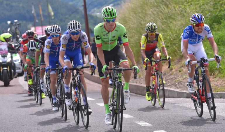 Nibali gana la etapa por delante de Landa, Quintana es tercero