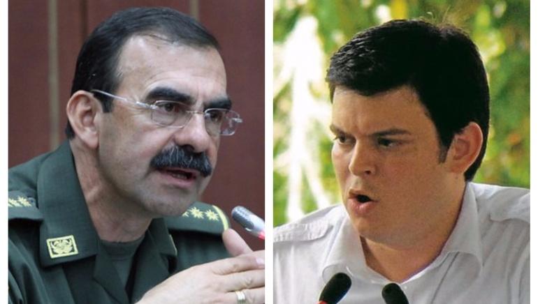 General Palomino usó nombre de un expresidente para evitar una captura: Fiscalía