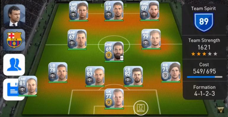 El popular juego Pro Evolution Soccer regresa con una versión para dispositivos móviles.