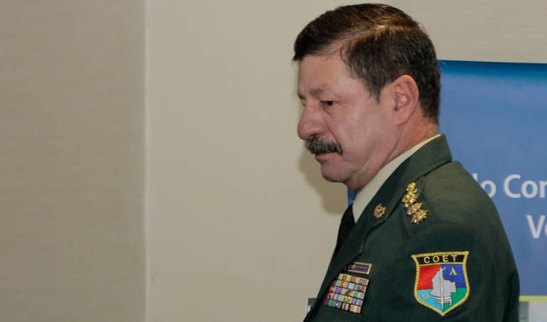 Genral que dice que se le violaría su celebración: General Flórez advierte que Farc violarían protocolos en celebración de sus 53 años