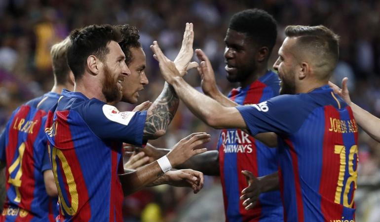 Barcelona campeón Copa del Rey: Barcelona vence a Alavés y logra su título 29 por Copa del Rey