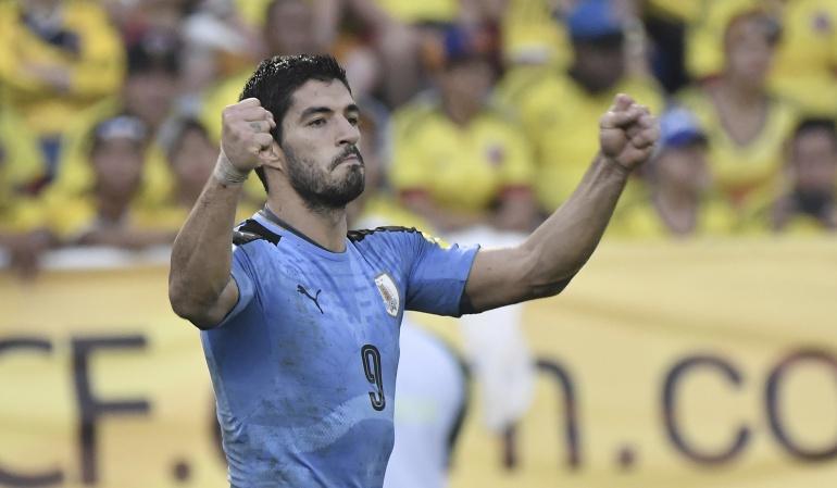 Uruguay: Sin Luis Suárez, Uruguay da a conocer su lista de jugadores convocados