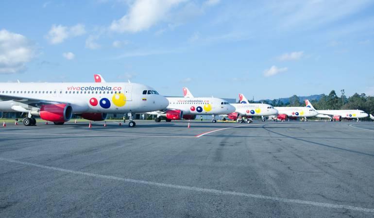 VivaColombia, en el radar de Aerocivil por vuelo cancelado