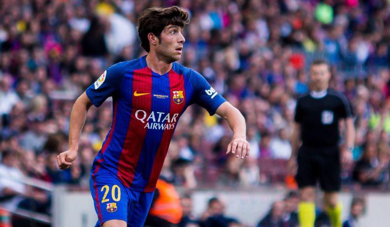 Sergi Roberto será baja de España para el partido frente a Colombia