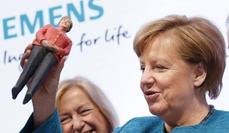 Alemania se manifiesta en contra del abandono de EEUU a los acuerdos para proteger el medio ambiente: Merkel lamenta la decisión de Trump de abandonar el Acuerdo de París