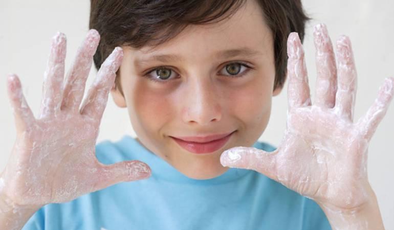 Cómo lavarse las manos correctamente: El secreto para lavarse las manos de la mejor manera