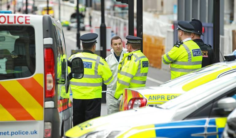 El grupo Estado Islámico se atribuye la autoría del atentado en Londres