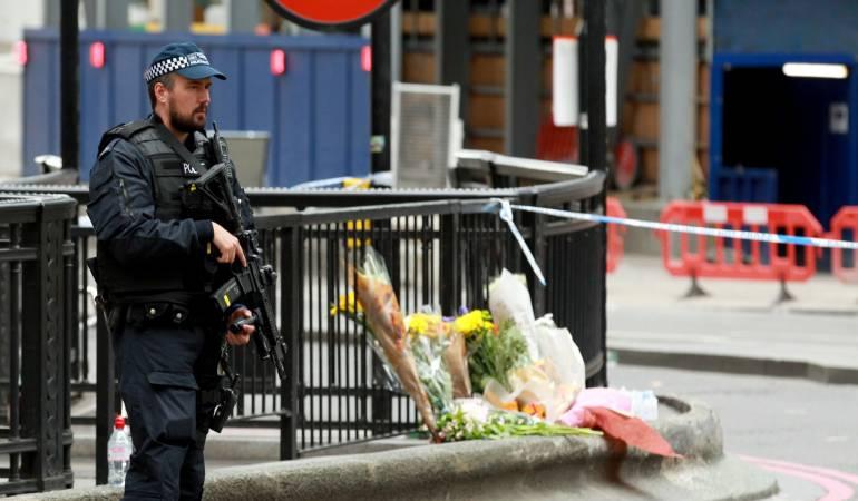 21 personas heridas están en estado crítico — Atentados en Londres