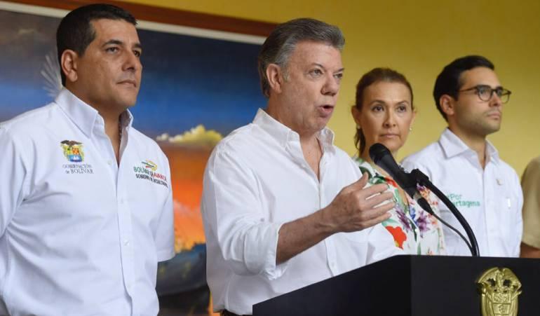 Explicación de la captura de líder guerrilero de las Farc Yimmi Ríos: La captura de Yimmi Ríos se dio por un problema de identidades: Santos