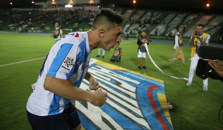 Real Santander Boyacá Chicó: Real Santander y Boyacá Chicó definirán el primer campeón del Torneo Águila