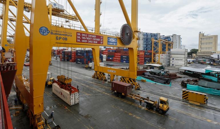 Paro en Buenaventura: Empieza a normalizarse la operación del puerto de Buenaventura