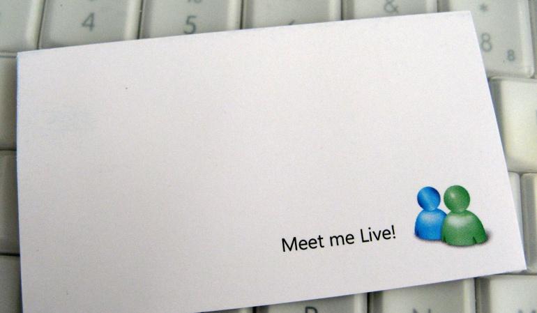 """Una función de """"Windows Live Messenger"""" parece regresar del olvido."""
