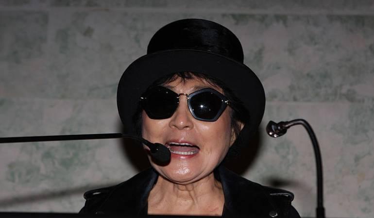 Ex pareja de Jhon Lennon habla de violengia de género en América Latina: Yoko Ono invita a mujeres latinoamericanas a compartir historias de violencia