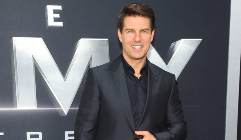 Según Tom Cruise, La Momia tiene