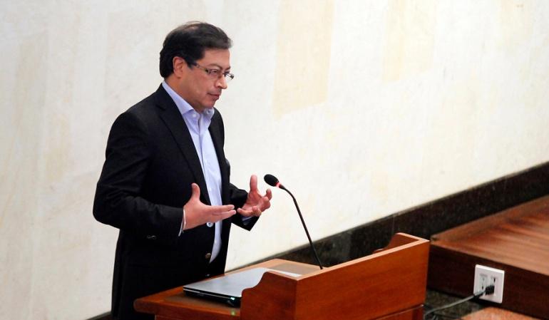 Petro presidente: Demanda que estudiará la Corte podría beneficiar a Gustavo Petro